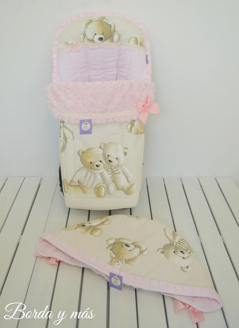 capota rosa saco Bonarelli 300
