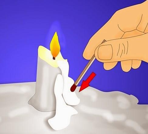 Cara Membuat Korek Api Tahan Air