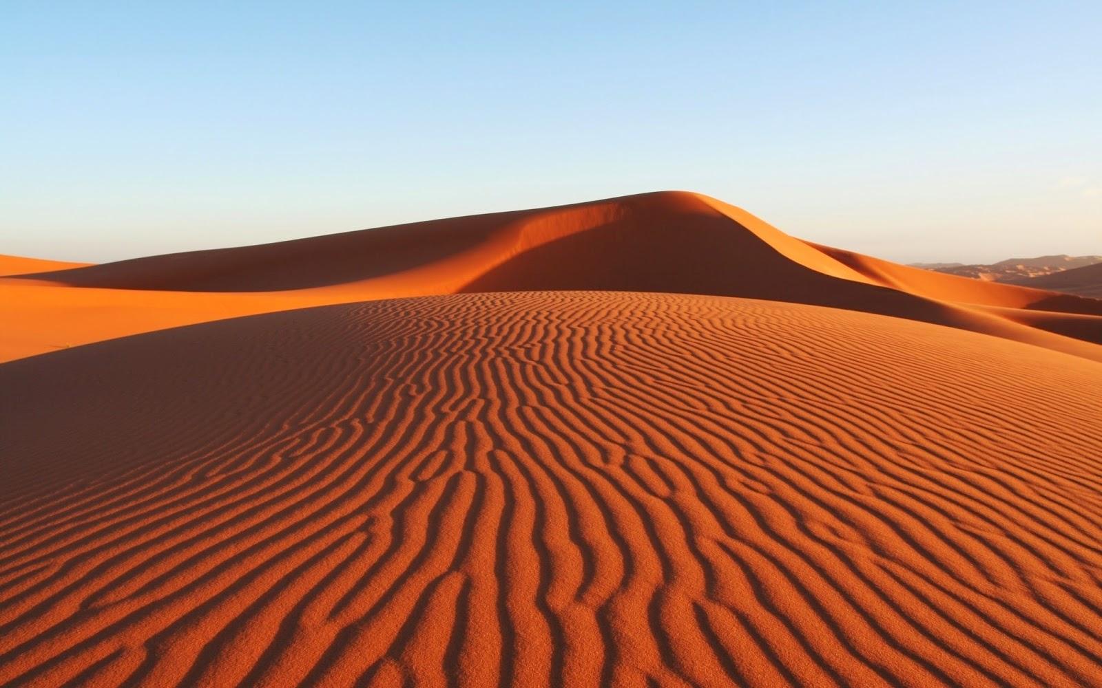 Desert Sand HD Wallpaper