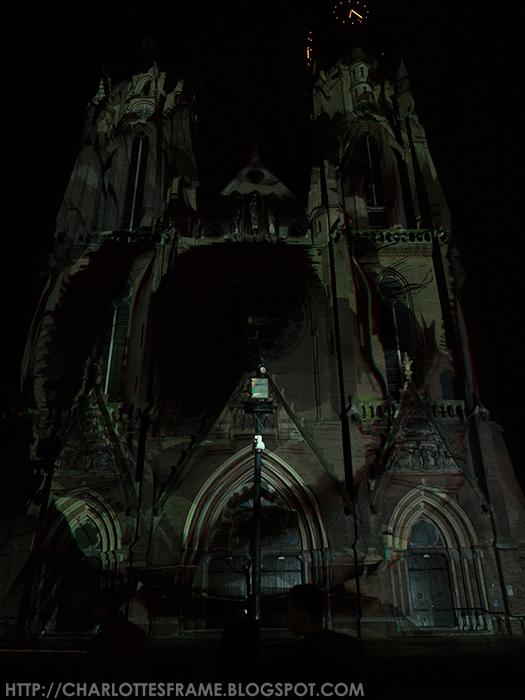 Diplopia Catharina Kerk eindhoven glow