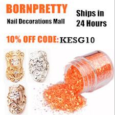 Скидка на сайте BornPrettyStore 10% по коду KESG10