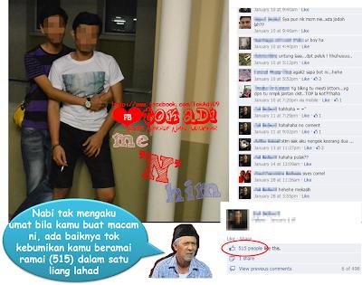 Panas Pasangan Homoseksual Aktif Dalam Group Di Facebook