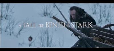 cortometraje a tale of benjen stark un cuento de benjen stark - Juego de Tronos en los siete reinos