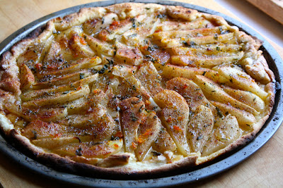 pear pizza