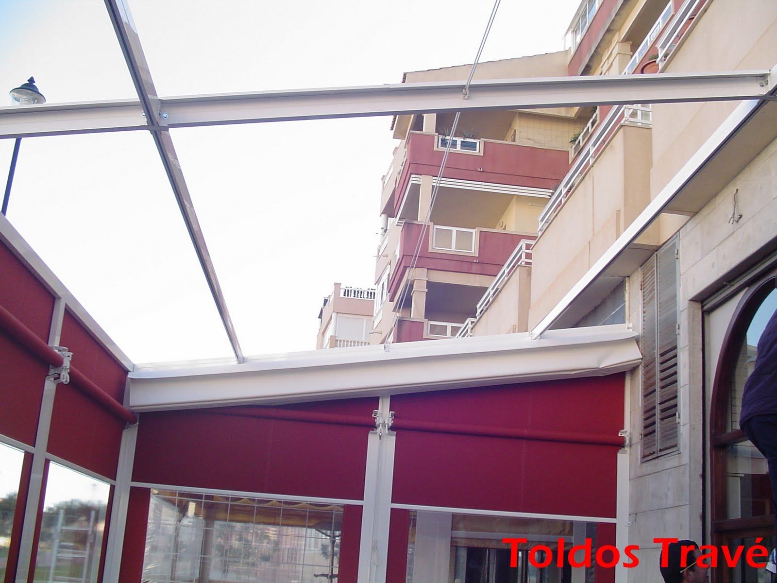 Toldos trav terrazas cerradas - Terrazas con toldos ...