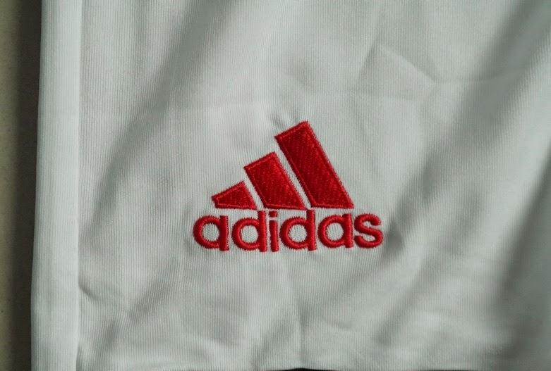 Celana - Shorts Adidas GO Official 2014 - 2015 Ac Milan Home