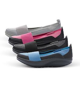 Nyerj Walkmaxx Comfort sport balerina cipő 2.0-át!