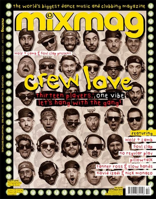 MixMag - #Outubro