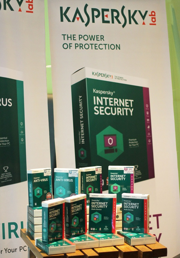 Kaspersky Lab's latest line of its flagship security solutions