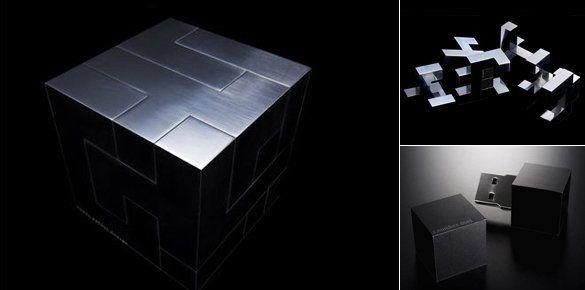 Mnemosyne,$10,000 USB, Puzzle Cube