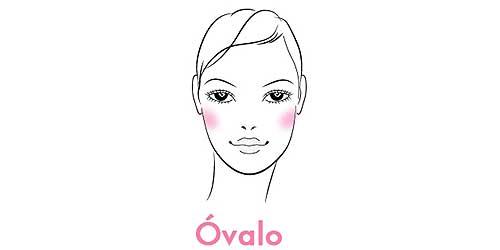 colorete perfecto para rostros ovalados