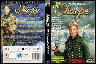 AS AVENTURAS DE SHARPE - A SÉRIE COMPLETA + O FILME