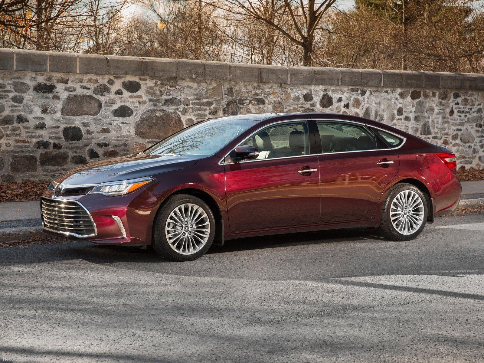 Đánh giá xe Toyota Avalon 2016 & giá xe