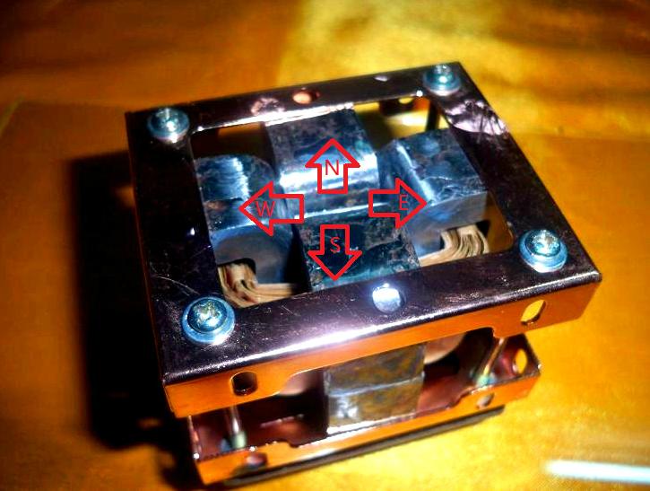 FOR 300B AUDIO OUTPUT TRANSFORMERS amorphous core 3.5K SE 8C-CORE pair
