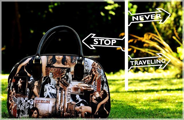 Never Stop Traveling - Article Les Mousquetettes