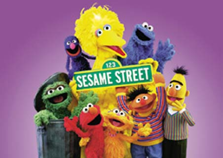 sesame street characters telly  And now for a