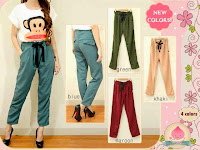 celana new elle pants