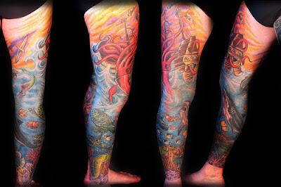Dicas de Tatuagens Masculinas