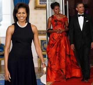 5 Inilah 7 Ibu Negara Paling Cantik di Tahun 2011