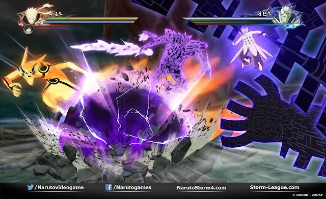 Naruto Shippuden: Ninja Storm 4 se va para el año que viene 1