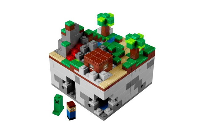 Lego minecraft kits unveiled arriving this summer