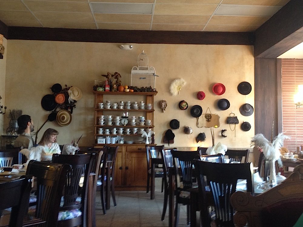 English Tea Room  Fwy