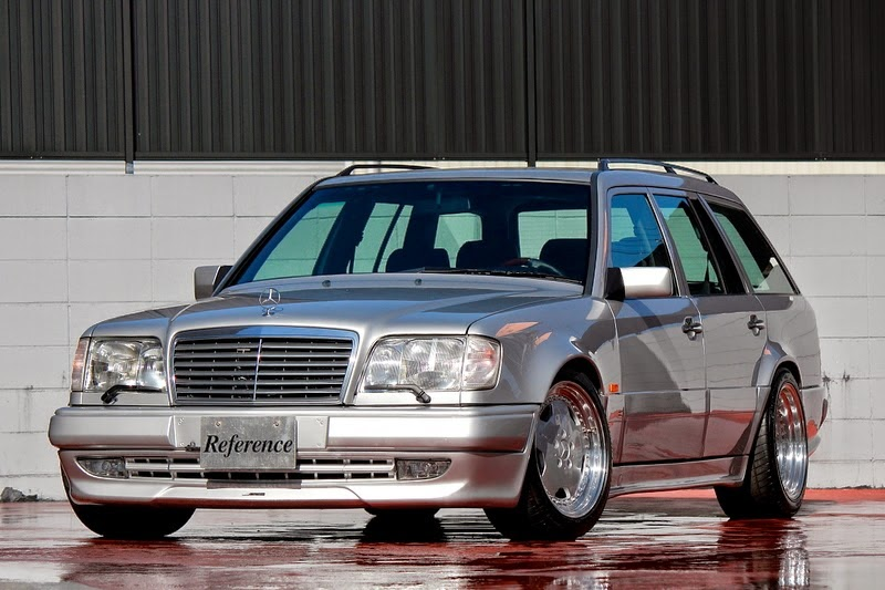 Mercedes benz w124 e500t amg benztuning for Mercedes benz w124 amg