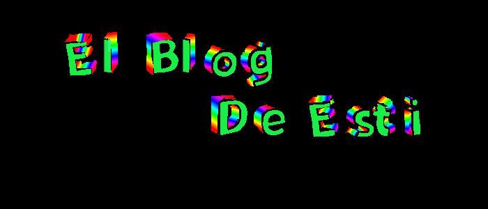 El Blog De Esti