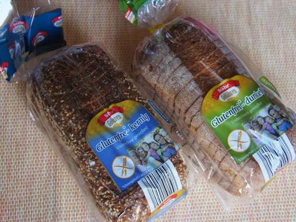 glutenfreies Brot von der Stöhr Bäckerei