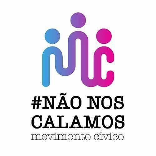#NãoNosCalamos