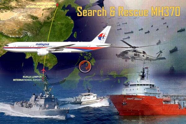 Kehilangan MH370 - Terhempas Atau Dirampas