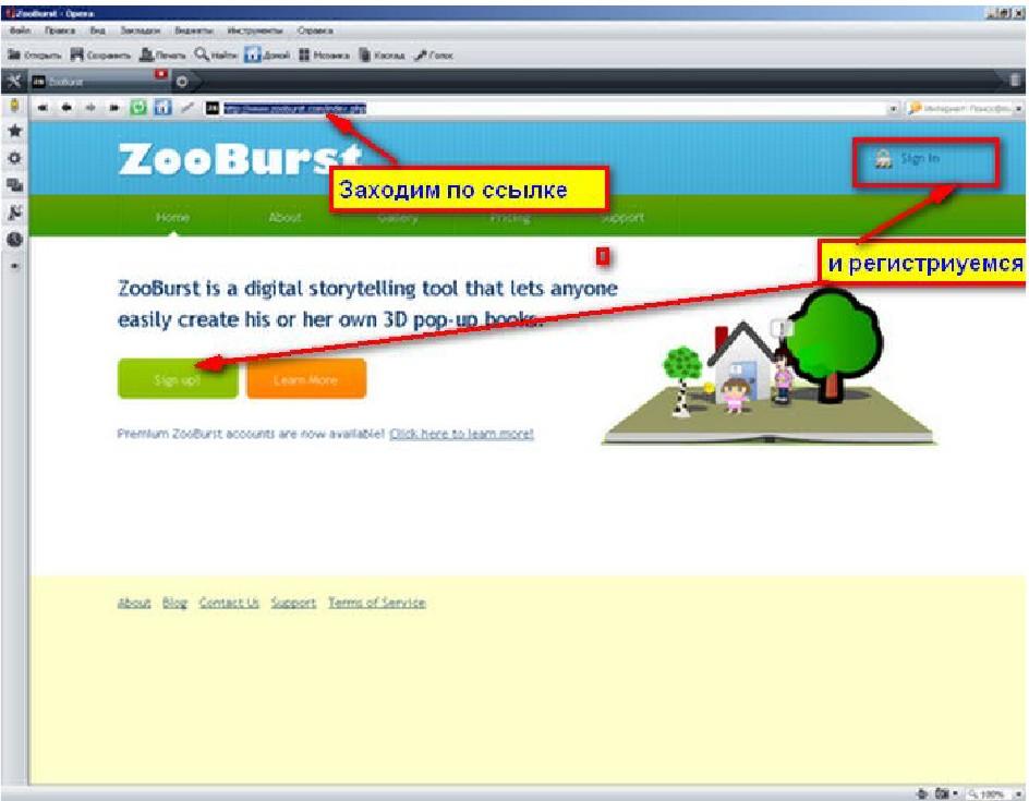 Zooburst инструкция по применению