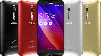 Harga Dan Spesifikasi ASUS Zenfone 2 (ZE551ML) Terbaru 2015