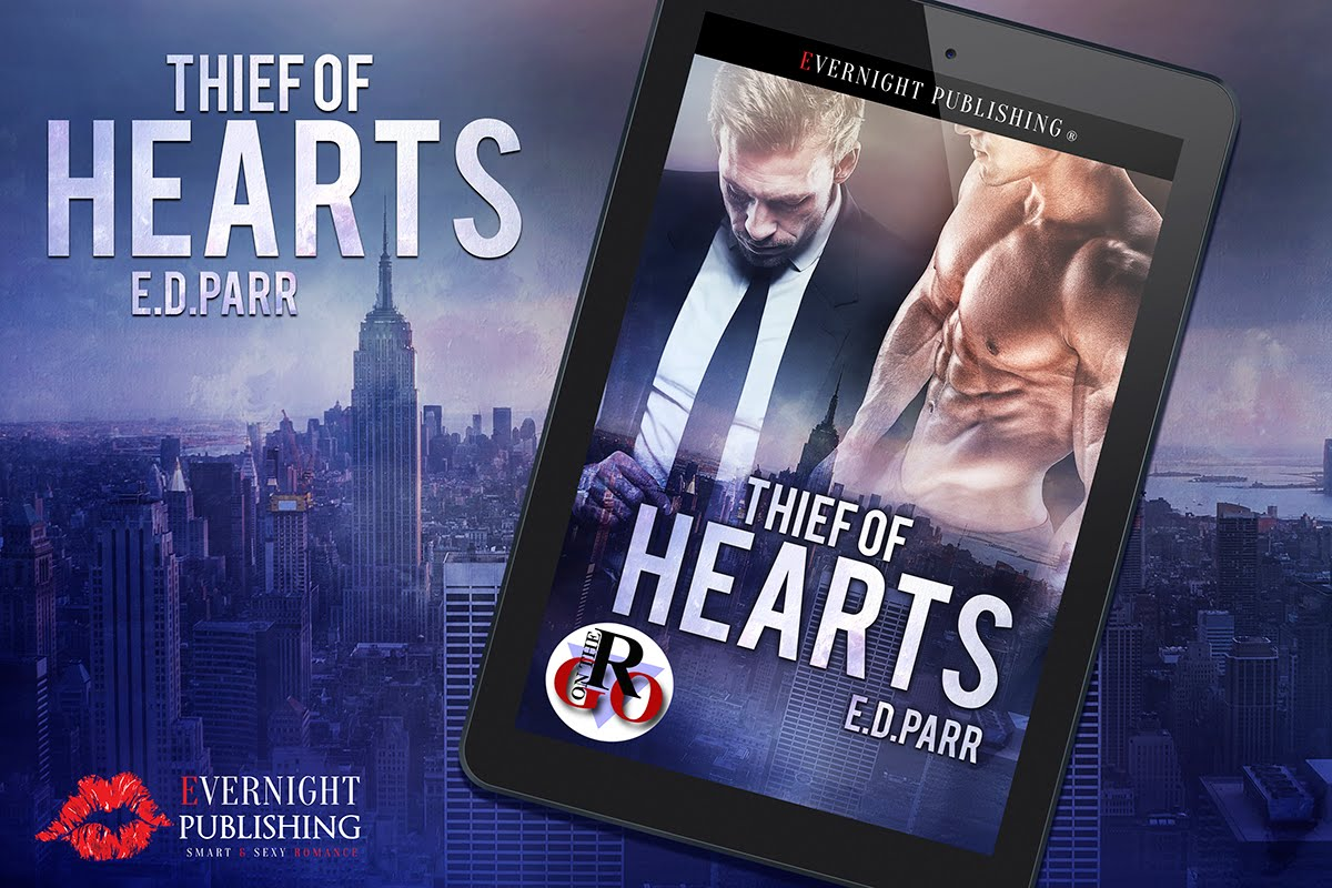 Hot new release MMromance  Thief of Hearts