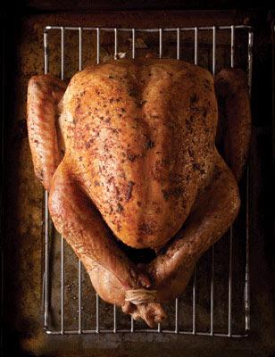 Thanksgiving, Roast Turkey