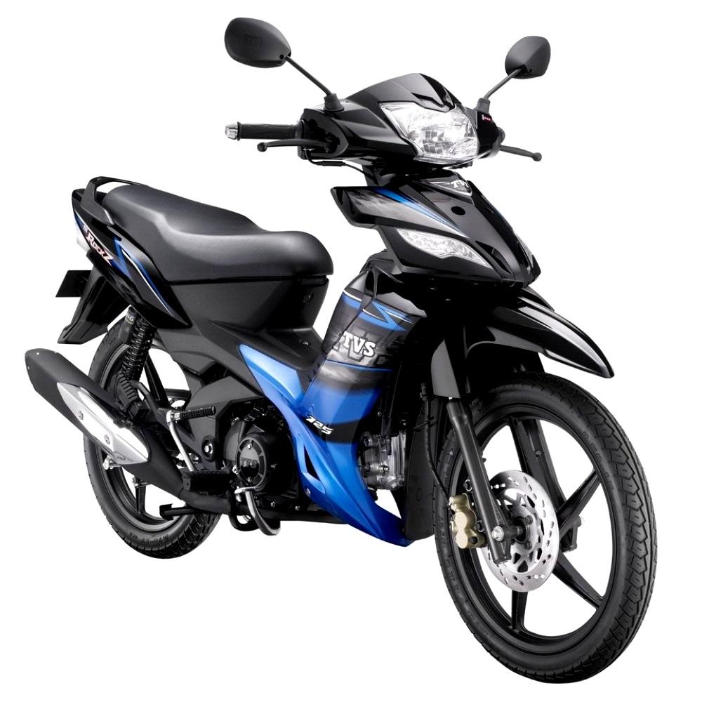 New TVS RockZ 125 cc