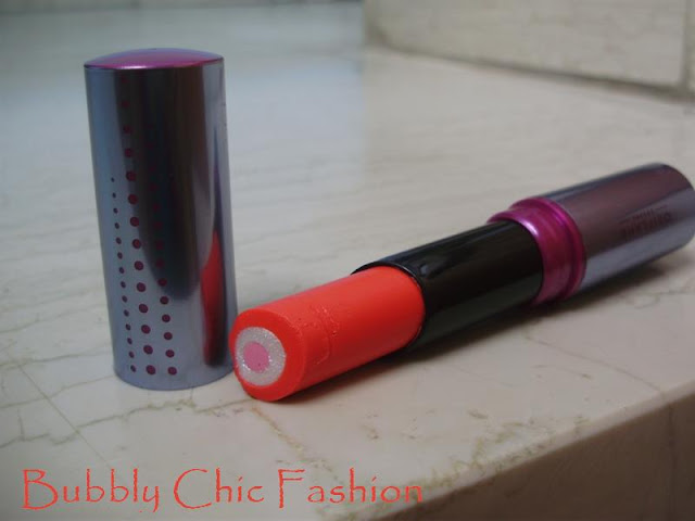 Oriflame troslojni 3D ruž, Coral Pink, Oriflame triple core, bubbly chic fashion,