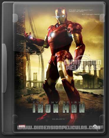 Duología Iron Man 1 y 2 (DVDRip Español Latino)