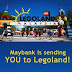 "Maybank - Legoland Malaysia Bloggers Contest - ""Why Maybank should give me tickets to Legoland"""