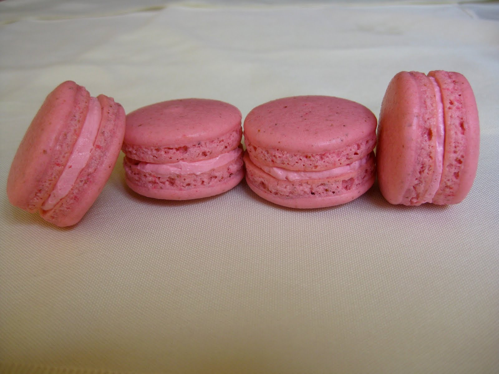 French Macaron Marathon (Part One)
