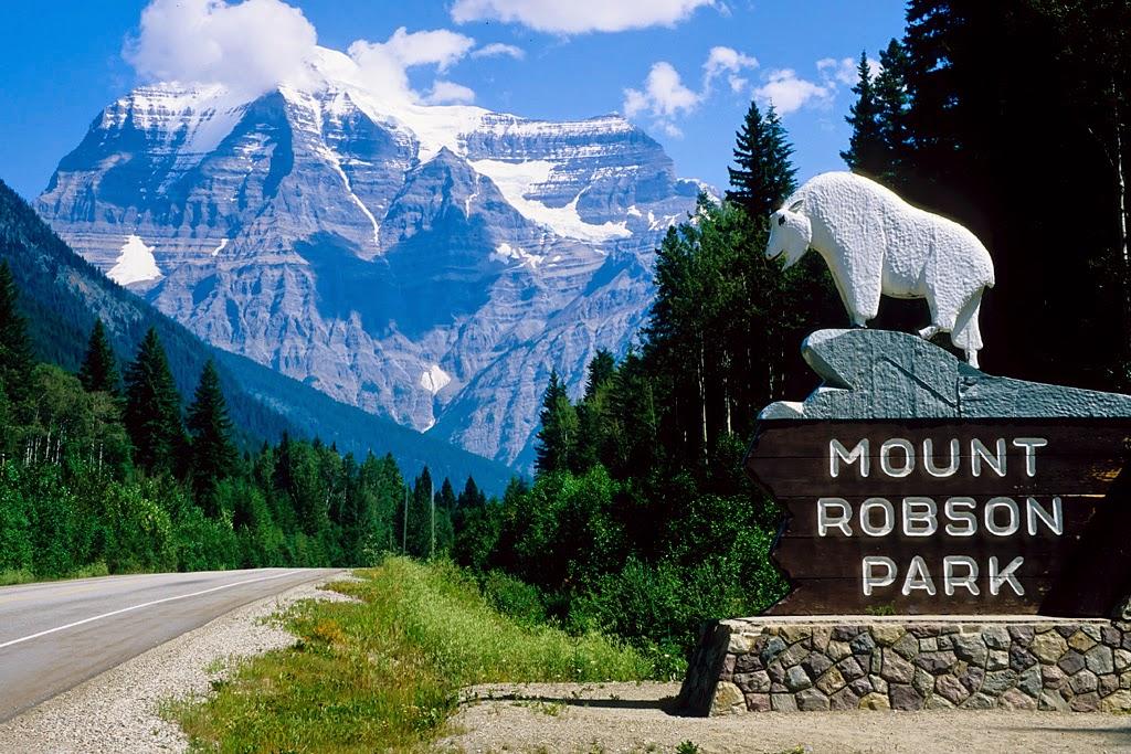 Afbeeldingsresultaat voor Mount Robson