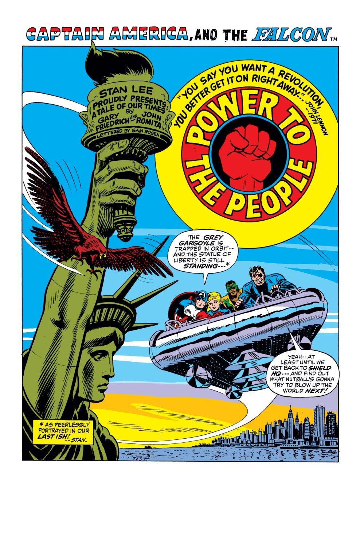 Captain America (1968) Issue #143 #57 - English 2