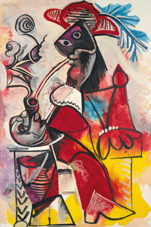 The Tobacco Pipe Artistory: Picasso and the Pipe