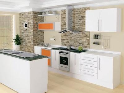 Cozinhas decoradas para apartamentos pequenos imagens for Modelos de apartamentos pequenos