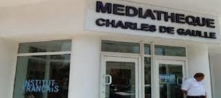 Médiathèque Charles-de-Gaulle