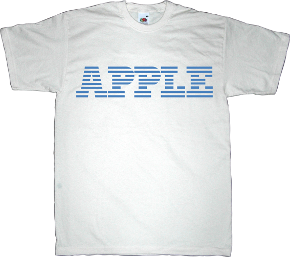 apple big brother george orwell 1984 t-shirt ephemeral-t-shirts