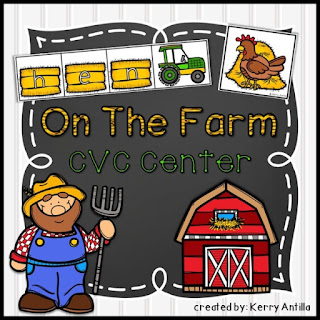 https://www.teacherspayteachers.com/Product/On-the-Farm-CVC-Center-2201593