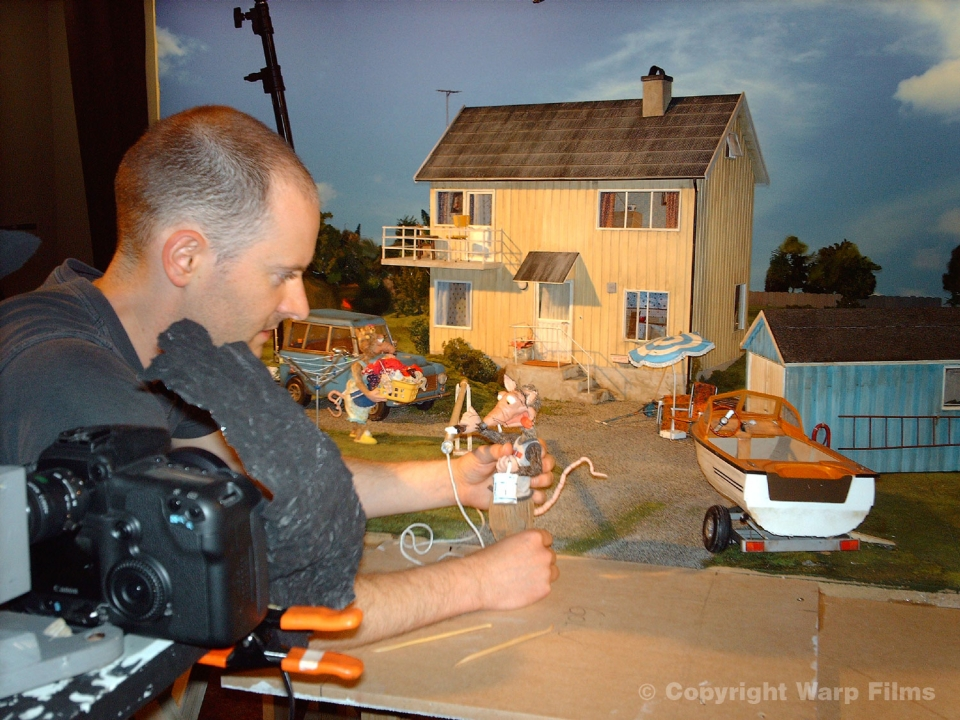 an insight into inspirations and creations  stop motion by