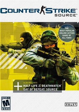 Free Counter-Strike Source PC Version