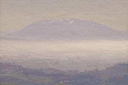Abbey Ryan painting